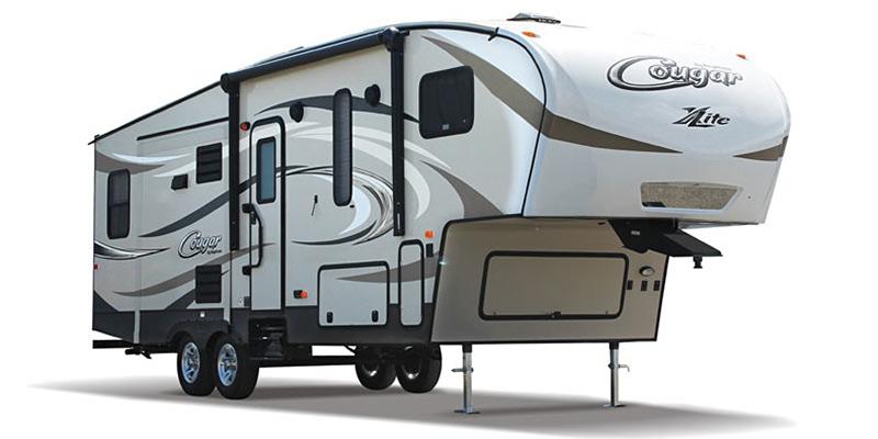 Cougar X-Lite 25RES at Campers RV Center, Shreveport, LA 71129