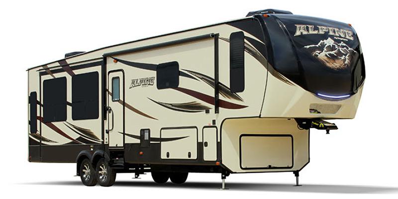Alpine 3500RL at Campers RV Center, Shreveport, LA 71129