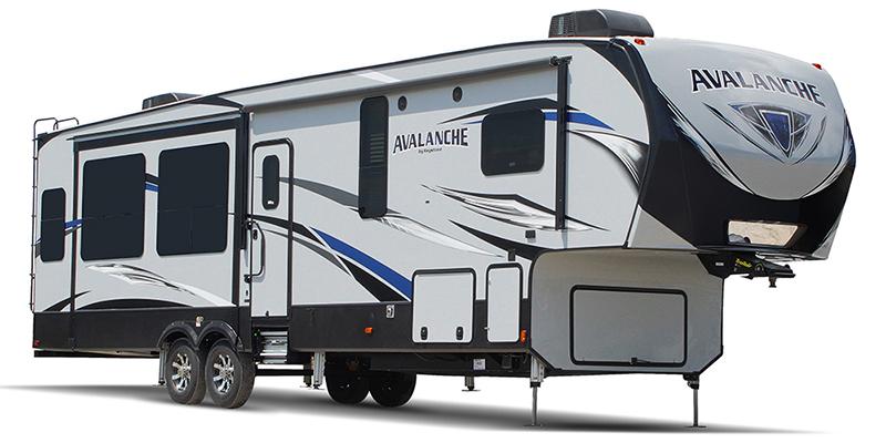 Avalanche 320RS at Campers RV Center, Shreveport, LA 71129
