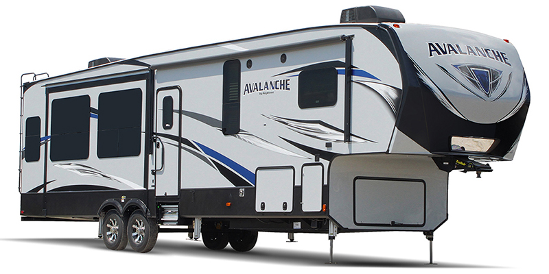 Avalanche 395BH at Campers RV Center, Shreveport, LA 71129