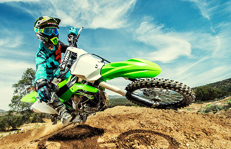 2018 Kawasaki KX 250F at Rod's Ride On Powersports, La Crosse, WI 54601