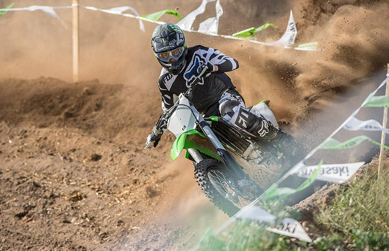 2018 Kawasaki KX 250F at Rod's Ride On Powersports, La Crosse, WI 54601