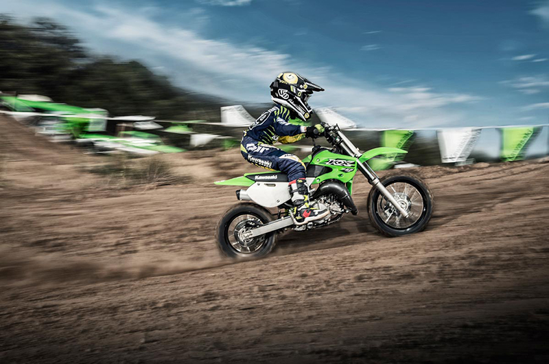 2018 Kawasaki KX 65 at Ride Center USA