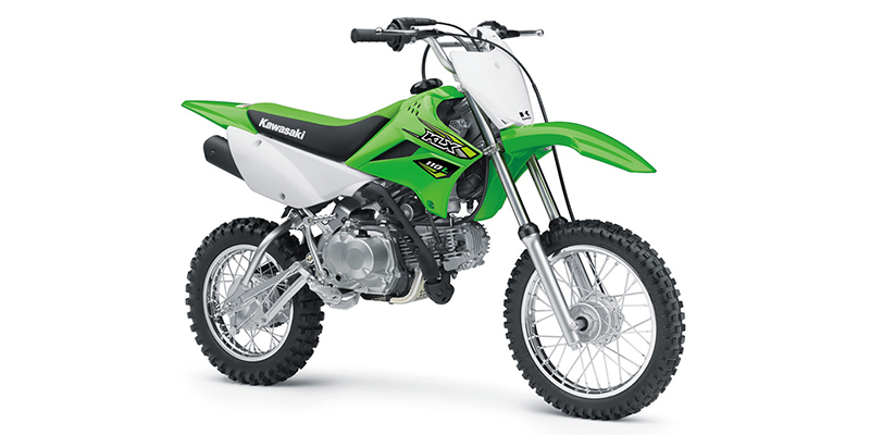 2018 Kawasaki KLX 110L at Ride Center USA
