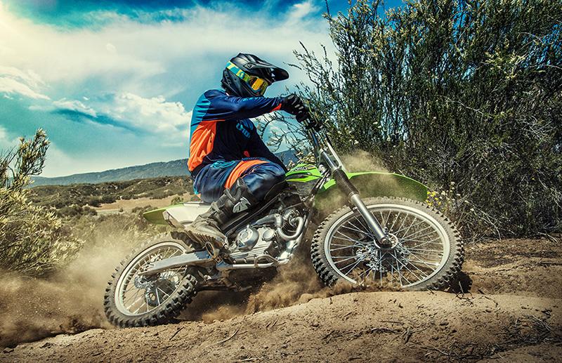 2018 Kawasaki KLX 140G at Pete's Cycle Co., Severna Park, MD 21146