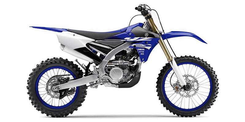 YZ250FX at Lynnwood Motoplex, Lynnwood, WA 98037