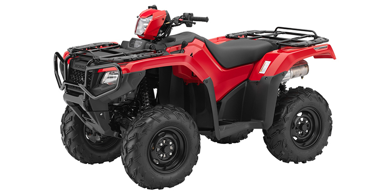 FourTrax Foreman® Rubicon 4x4 Automatic DCT EPS at Kent Powersports of Austin, Kyle, TX 78640