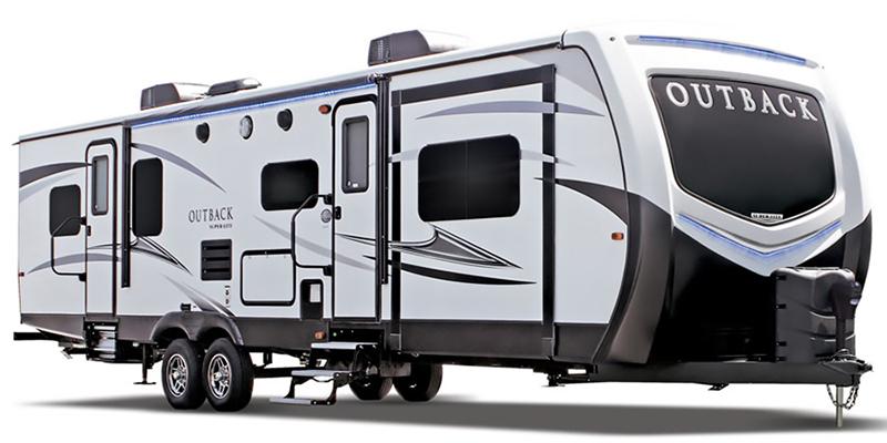 Outback Super-Lite 324CG at Campers RV Center, Shreveport, LA 71129