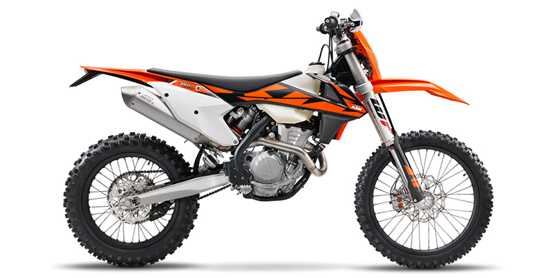 2018 KTM EXC 350 F at Hebeler Sales & Service, Lockport, NY 14094
