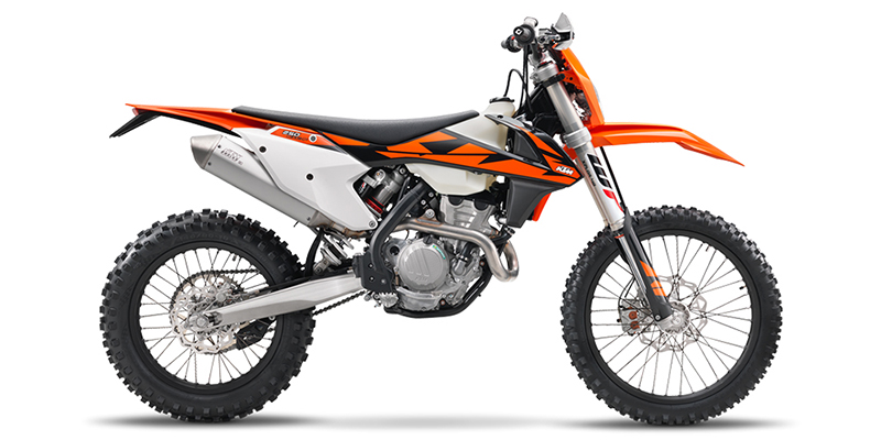2018 KTM EXC 250 F at Hebeler Sales & Service, Lockport, NY 14094