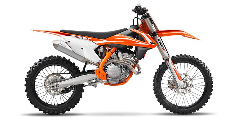 SX 350 F at Sloan's Motorcycle, Murfreesboro, TN, 37129