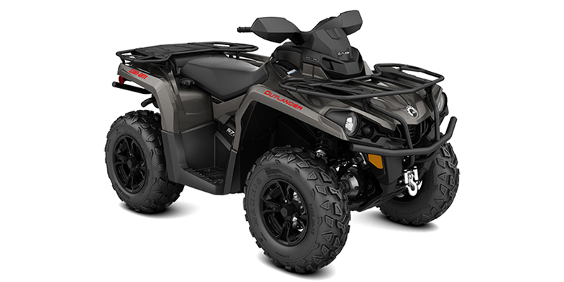 Outlander™ XT 570 at Thornton's Motorcycle - Versailles, IN