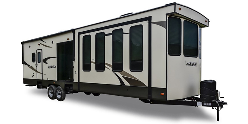 Breckenridge Lakeview LV 340 FK at Youngblood RV & Powersports Springfield Missouri - Ozark MO