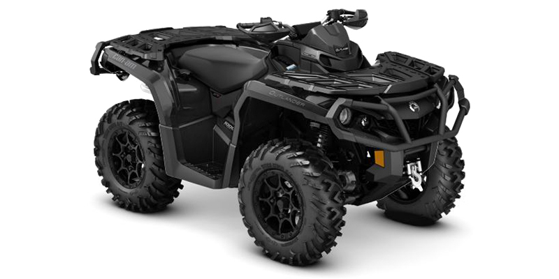 Outlander™ XT-P™ 850 at Thornton's Motorcycle - Versailles, IN