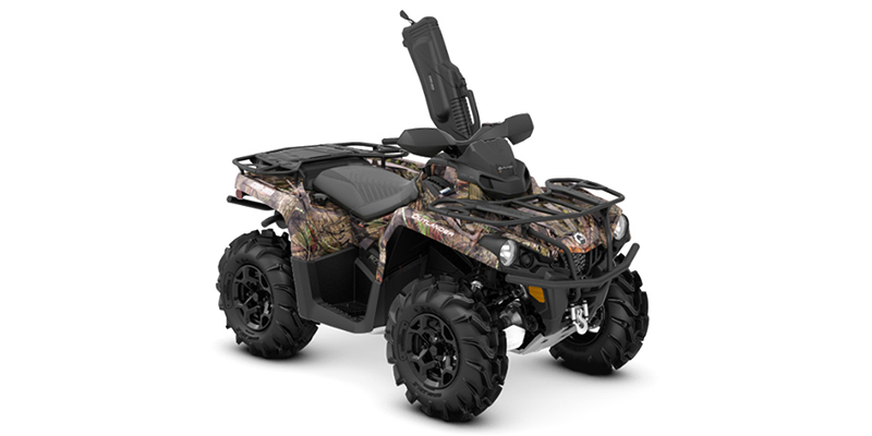 Outlander™ Mossy Oak Hunting Edition 570 at Thornton's Motorcycle - Versailles, IN