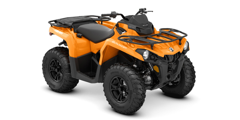 Outlander™ 450 DPS at Thornton's Motorcycle - Versailles, IN
