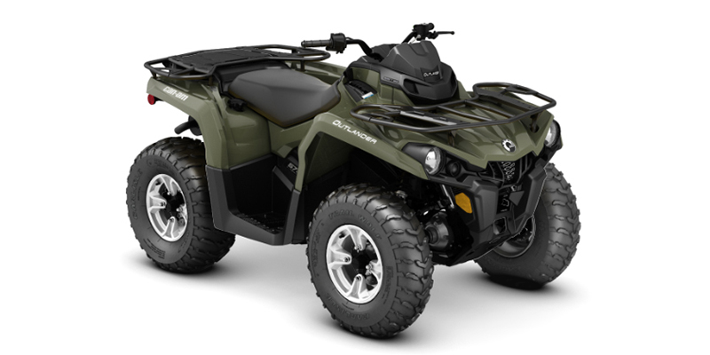 Outlander™ 570 DPS at Thornton's Motorcycle - Versailles, IN