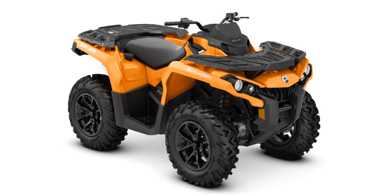 Outlander™ 850 DPS at Thornton's Motorcycle - Versailles, IN