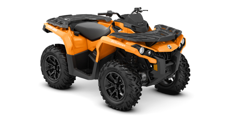 Outlander™ 1000R DPS at Thornton's Motorcycle - Versailles, IN