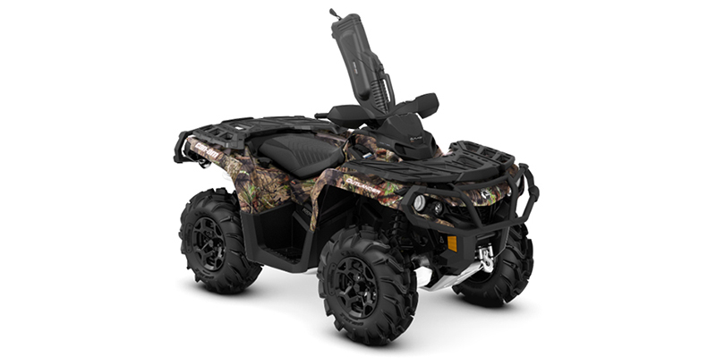 Outlander™ Mossy Oak Hunting Edition 1000R at Thornton's Motorcycle - Versailles, IN