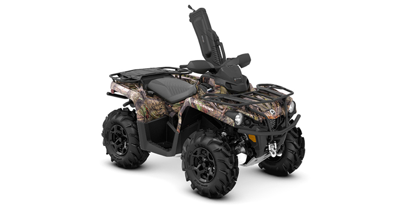 2018 Can-Am™ Outlander™ Mossy Oak Hunting Edition 450 at Kent Powersports, North Selma, TX 78154