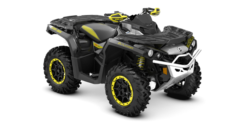 2018 Can-Am Outlander X xc 1000R $341/month at Power World Sports, Granby, CO 80446