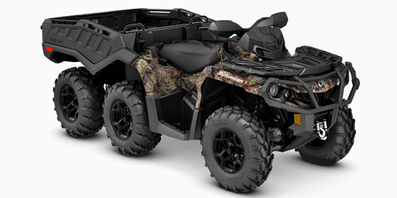 Outlander™ 6x6 1000 XT at Thornton's Motorcycle - Versailles, IN