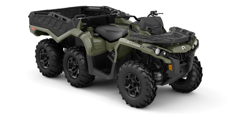 Outlander™ 6x6 650 DPS at Thornton's Motorcycle - Versailles, IN