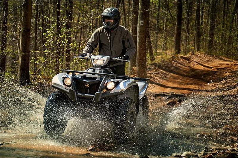 2018 Yamaha Kodiak 700 EPS SE at Sloan's Motorcycle, Murfreesboro, TN, 37129