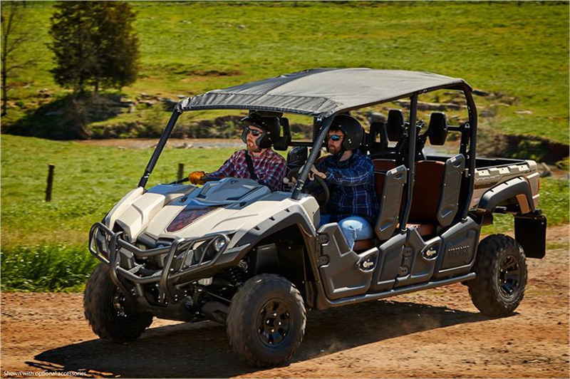 2018 Yamaha Viking VI EPS Ranch Edition at Bobby J's Yamaha, Albuquerque, NM 87110