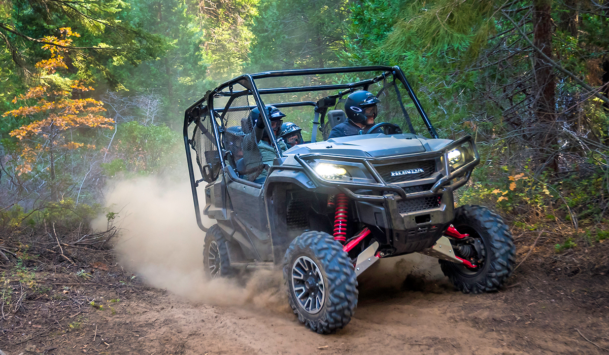 2018 Honda Pioneer 1000 Base at Sloan's Motorcycle, Murfreesboro, TN, 37129
