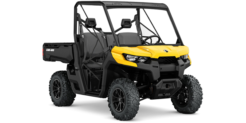 2018 Can-Am Defender HD8 DPS at Kent Powersports, North Selma, TX 78154