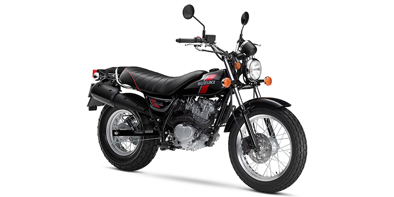 2018 Suzuki VanVan 200 at Hebeler Sales & Service, Lockport, NY 14094