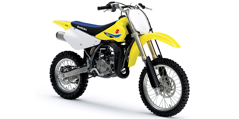 2018 Suzuki RM 85 at Kent Powersports, North Selma, TX 78154
