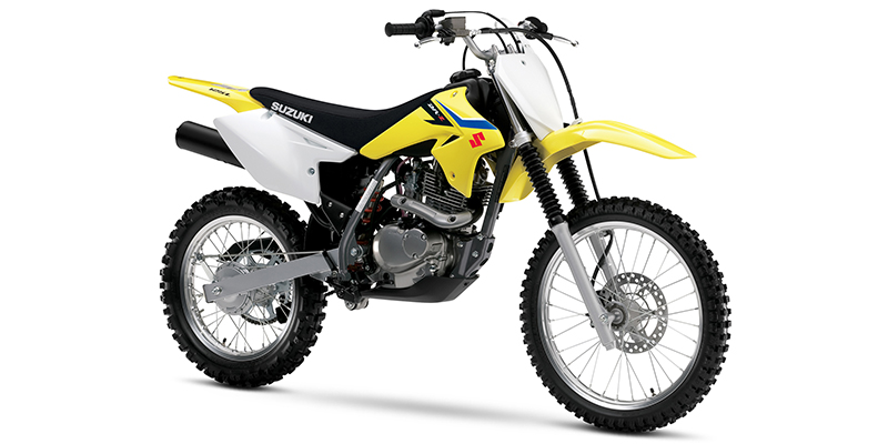 2018 Suzuki DR-Z 125L at Hebeler Sales & Service, Lockport, NY 14094