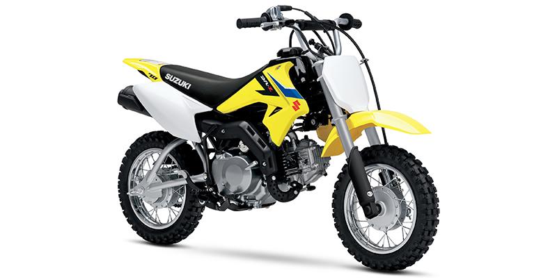 2018 Suzuki DR-Z 70 at Ride Center USA