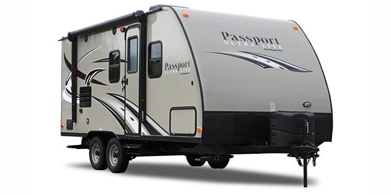 Passport Ultra Lite Express 234QBWE at Campers RV Center, Shreveport, LA 71129