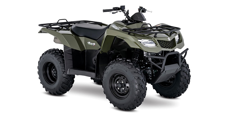 KingQuad 400 FSi at Lincoln Power Sports, Moscow Mills, MO 63362