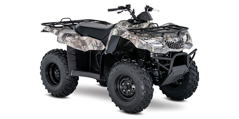 KingQuad 400 ASi Camo at Lincoln Power Sports, Moscow Mills, MO 63362