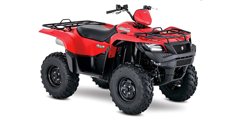 KingQuad 500AXi Power Steering at Hebeler Sales & Service, Lockport, NY 14094