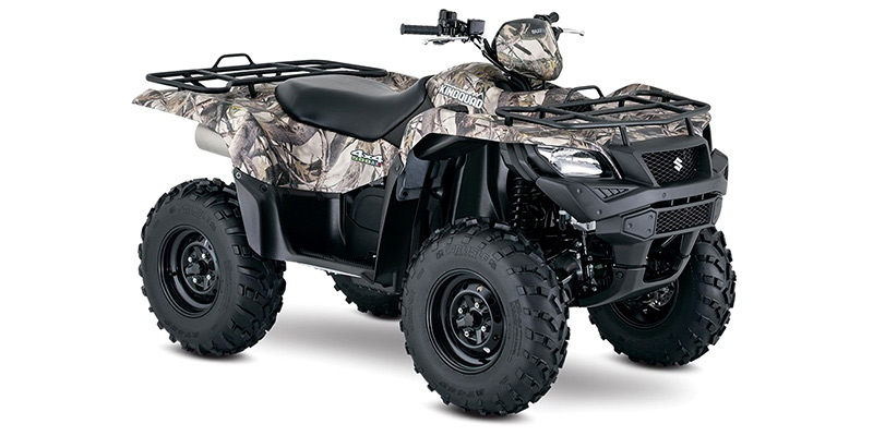 KingQuad 500 AXi Camo at Lincoln Power Sports, Moscow Mills, MO 63362