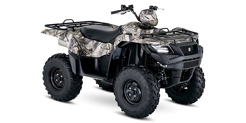 KingQuad 750AXi Power Steering Camo at Hebeler Sales & Service, Lockport, NY 14094