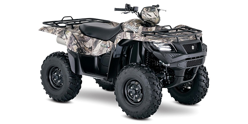 KingQuad 750 AXi Camo at Lincoln Power Sports, Moscow Mills, MO 63362