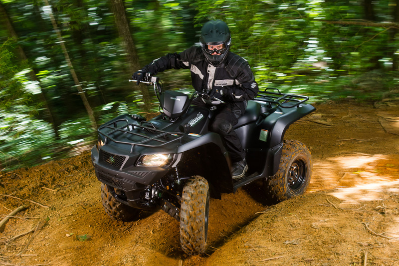 2018 Suzuki KingQuad 750 AXi Power Steering Special Edition at Lincoln Power Sports, Moscow Mills, MO 63362