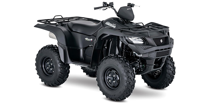 KingQuad 750AXi Power Steering Special Edition at Hebeler Sales & Service, Lockport, NY 14094