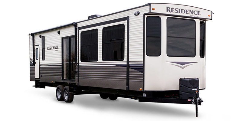 Residence 401FDEN at Campers RV Center, Shreveport, LA 71129