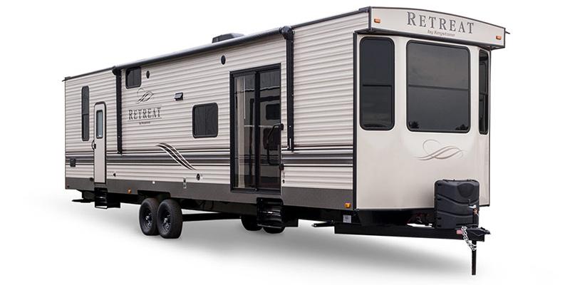 Retreat 391BHQS at Campers RV Center, Shreveport, LA 71129