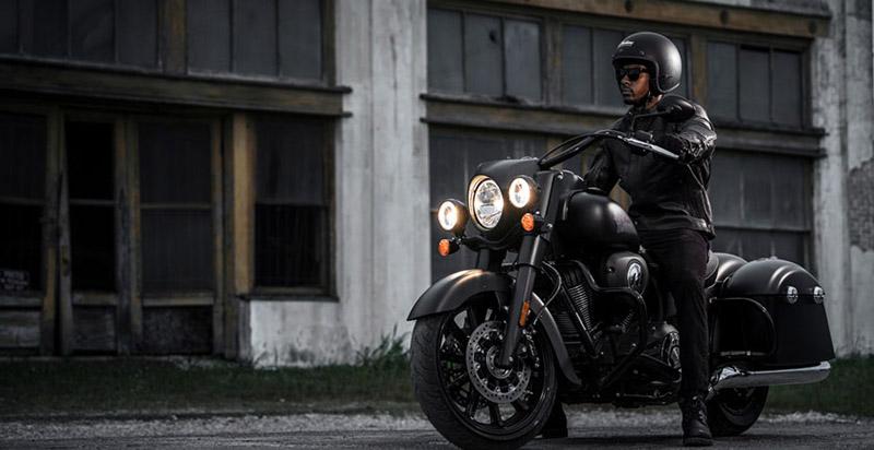 2018 Indian Springfield® Dark Horse® at Reno Cycles and Gear, Reno, NV 89502