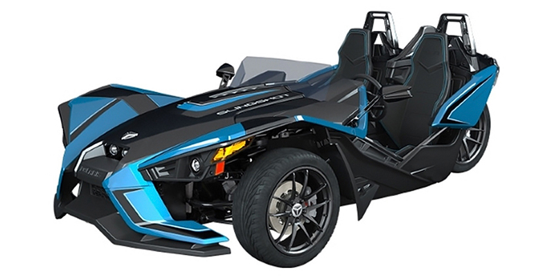 2018 Polaris Slingshot® SLR at Sloans Motorcycle ATV, Murfreesboro, TN, 37129