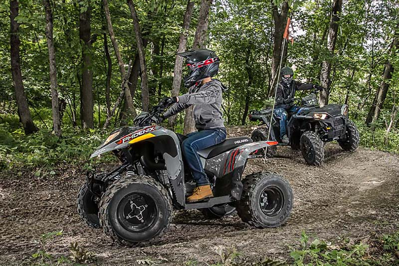 2018 Polaris Phoenix 200 at Reno Cycles and Gear, Reno, NV 89502